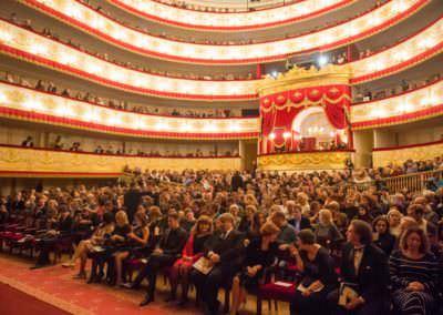 Национальная оперная премия Онегин, 2017