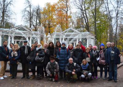 Пресс тур для иностранных туроператоров, 2016